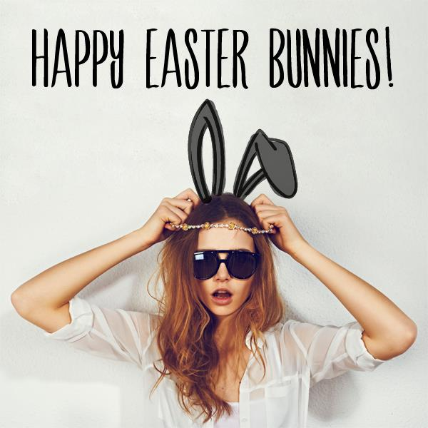 Bunny Ears Easter Fashion Image 772322 On