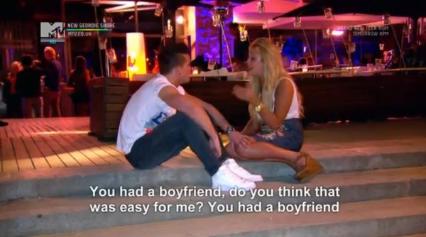 gaz and charlotte geordie shore relationship quotes