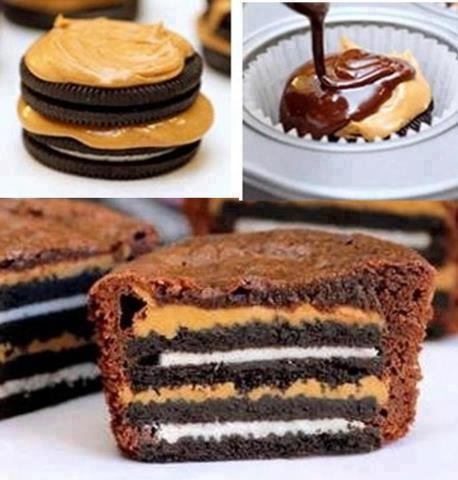 cake, chocolate, cookie, cup cake, food, oreo, respostery