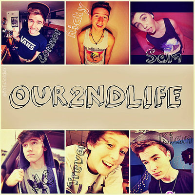 connor, cute, sam, life, our 2nd life - image #783685 on ...Our2ndlife Tumblr 2013