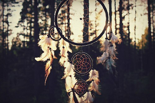 Dream, beautiful, boho, dream catcher - image #772719 on ...