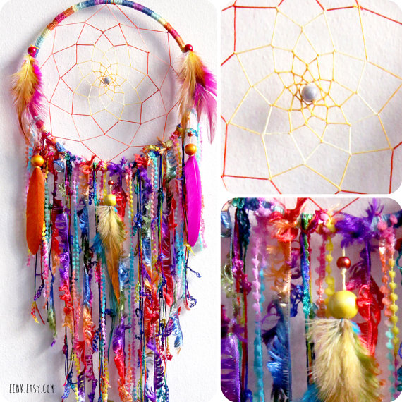 art, beautiful, bohemian, boho, color, colorful, craft, cute, decor, dream catcher, dreamcatcher, ethnic, fashion, girl, handmade, heart, hippie, home, hot, interior, love, native, nature, pink, pretty, rainbow, style, summer, trendy, tribal, vintage