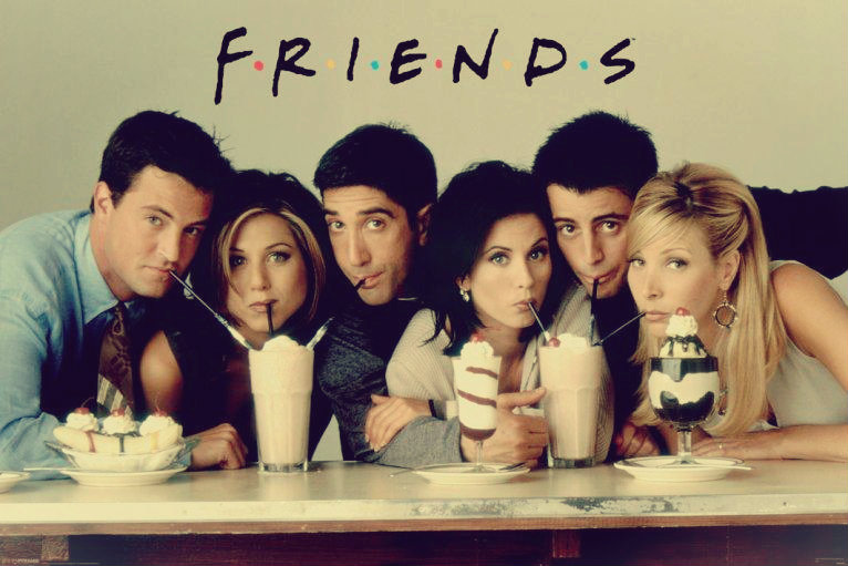 courteney cox, edited on pixlr, friends and friends cast