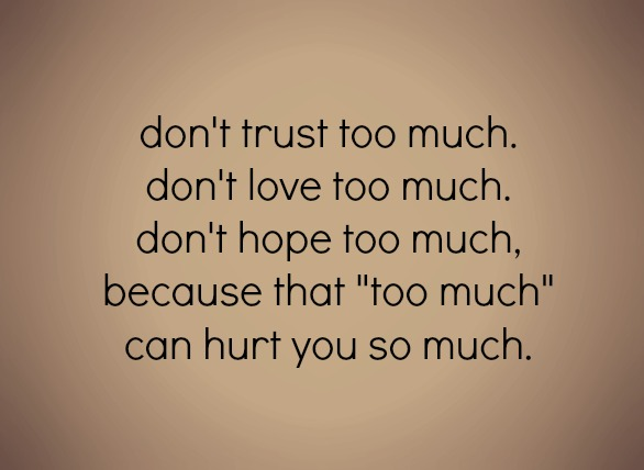 Pain and Hurt Love Quotes