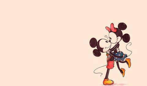 love, lovers, mickey, minnie, mouse