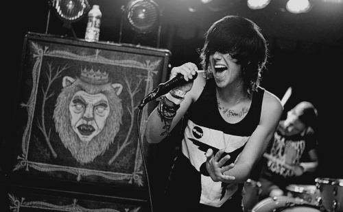 kellinquinn, love, music, punk, quinn, scream, sleepingwithsirens, sws