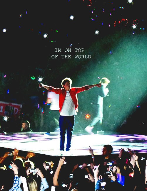 niall horan, one direction, take me home, tour - image ...