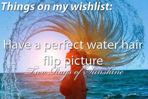 perfect, water, hair, hair flip, picture - image #764183 on ...