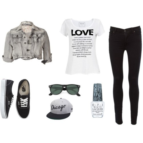 boy  clothes  girl  love  nail  polyvore  skate girl  skateborad  swagSwag Clothing For Girls Polyvore