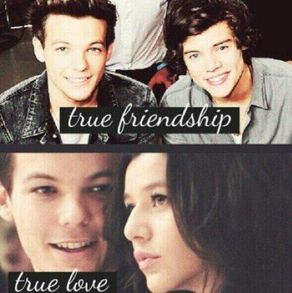 bromance, eleanor, eleanor calder, elounor, friendship, harry styles, larry, louis tomlinson, love, relationship, true, true love
