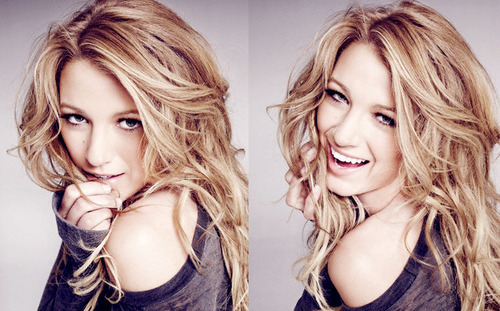 Serena Van Der Woodsen, beautiful, blake lively, blond hair
