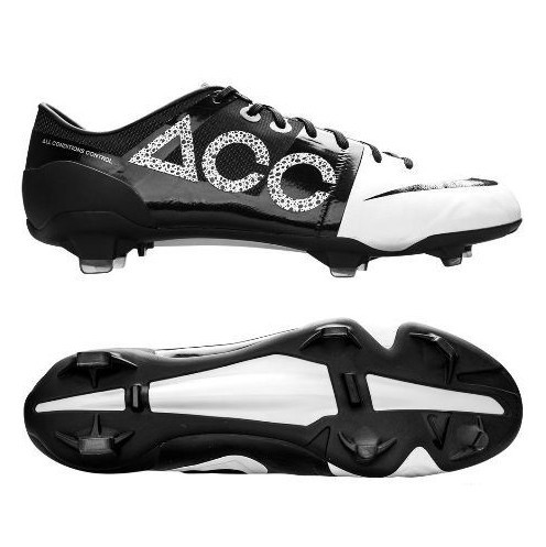 Sale Nike GS Green Speed II ACC FG White Black Youth Soccer Shoes|Nike GS Green Boots|Cheap Nike GS Green Boots